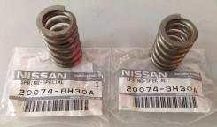 Пружина крепления глушителя 20074-8H30A Nissan оригинал. Nissan: Navara, Dualis, Qashqai+2, Note, Micra C+C, Wingroad, Presage, Bluebird Sylphy, March...