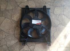 Вентилятор охлаждения радиатора. Hyundai Elantra Hyundai Avante, XD Двигатель D4BB