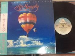 Эйр Сапплай / Air Supply - THE ONE THAT YOU LOVE - JP LP 1981