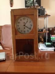 Настеные часы СССР ( ОМЗ). Оригинал