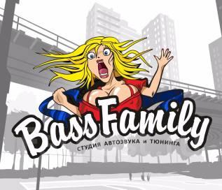 """Студия автозвука """"Bass Family"""" Шумоизоляция, Ксенон, Переходные рамки"""