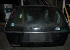 Дверь багажника. Mazda Capella, GVER, GVFR, GVFW, GVEW, GVFV, GV8W, GV6V Mazda Capella Cargo Двигатели: F8, RF, FEDE, FEZE, RFCX, FE, F8DE