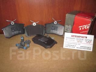 Колодка тормозная. Audi A4 Avant Audi A6 Avant Audi A6, C5 Audi A4, B6, B7