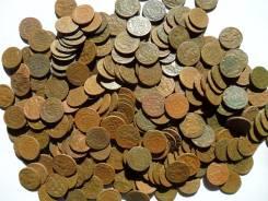 Монеты денга 1737-1752 года 100 штук