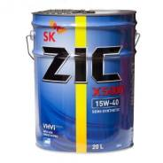 ZIC. Вязкость 15W-40, полусинтетическое