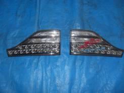 Планка под фонарь. Toyota Estima, ACR50, GSR50