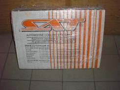 Радиатор охлаждения двигателя. Toyota Ipsum, ACM21, ACM21W Toyota Voxy Toyota Noah Toyota Avensis Verso, ACM21, ACM20 Двигатель 2AZFE