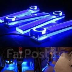 Led подсветка салона автомобиля
