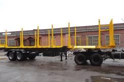 Техомs. Сортиментовоз-лесовоз со скидкой от завода новый, 32 000 кг.
