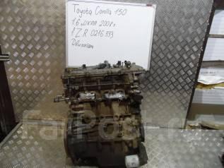 Двигатель в сборе. Toyota Corolla Двигатели: 1ZRFAE, 1ZRFE