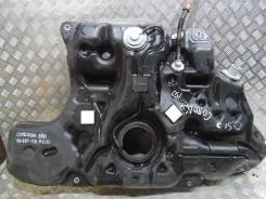 Горловина топливного бака. Toyota Corolla