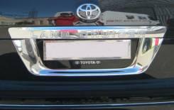 Накладка на дверь. Toyota Land Cruiser, GRJ200, J200, URJ200, URJ202, URJ202W, UZJ200, UZJ200W, VDJ200. Под заказ