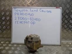 Генератор. Toyota: Hilux Surf, Tundra, 4Runner, Land Cruiser, Land Cruiser Prado, Tacoma Двигатель 5VZFE