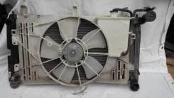 Радиатор охлаждения двигателя. Toyota Avensis, AZT250 Двигатель 1AZFE