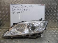 Фара. Toyota Camry, ASV50, AVV50, GSV50