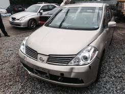 Nissan Tiida Latio. SC11