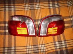Стоп-сигнал. Toyota Vitz, SCP10, SCP13, NCP10 Двигатели: 1SZFE, 2NZFE, 2SZFE