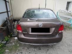 Задняя часть автомобиля. Volkswagen Polo, 612,, 602, 612