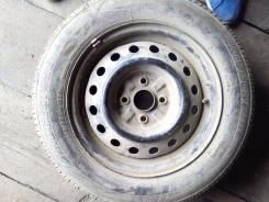 Bridgestone B391. Летние, 2011 год, износ: 5%, 1 шт