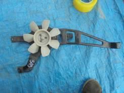 Вентилятор охлаждения радиатора. Toyota Soarer, JZZ30 Двигатель 1JZGTE