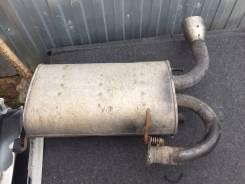Выхлопная труба. Nissan X-Trail, NT30