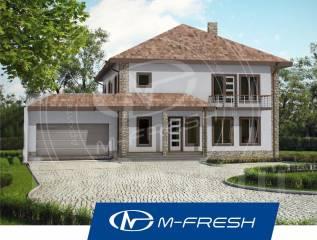 M-fresh Global-зеркальный (Покупайте сейчас проект со скидкой 20%! ). более 500 кв. м., 2 этажа, 6 комнат, бетон