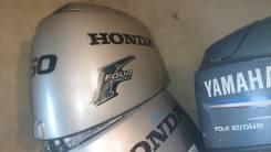 Honda. 50,00л.с., 4-тактный, бензиновый, нога L (508 мм), Год: 2004 год