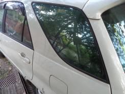 Задняя часть автомобиля. Toyota Harrier, MCU15