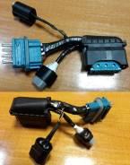 Переходники для подключения рестайловых ксеноновых фар BMW X3 E83. BMW X3, E83