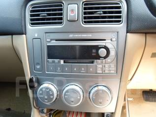 Блок управления климат-контролем. Subaru Forester, SG69, SG9L, SG6, SG5, SG9, SG