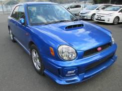 Subaru Impreza WRX STI. GGB, EJ207