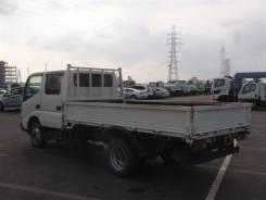 Toyota. Duna 4WD 2х кабиник, 4 600 куб. см., 2 000 кг. Под заказ