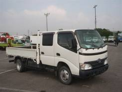 Toyota. Duna 4WD 2х кабиник, 4 600куб. см., 2 000кг., 4x4. Под заказ