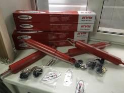 Амортизатор. Toyota Land Cruiser, FJ80, FJ80G, FZJ80, FZJ80G, FZJ80J, HDJ80, HDJ81, HDJ81V, HZJ80, HZJ81, HZJ81V Двигатели: 1FZF, 1FZFE, 1HDFT, 1HDT...
