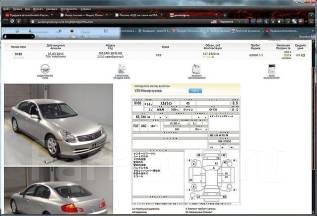 Nissan Skyline. V35, VQ25