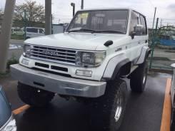 Toyota Land Cruiser Prado. KZJ71, 1KZ