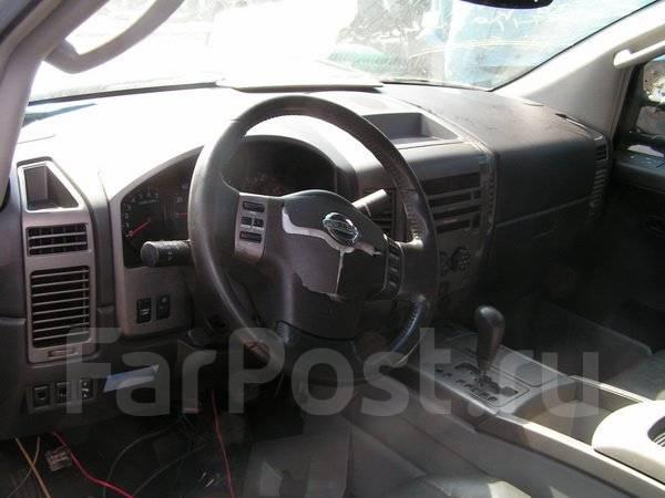 Nissan Titan. A60, VK56