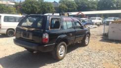 Задняя часть автомобиля. Nissan Terrano Regulus, JLUR50, JTR50, JLR50, JRR50