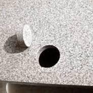 Сверление отверстий в керамограните, граните, мраморе, бетоне от 500р.