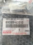 Ручка открывания багажника. Toyota RAV4, SXA11, SXA10, SXA16, BEA11, SXA15 Двигатели: 3SGE, 3SFE, EM