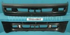 Бампер. Toyota Corona, AT210, CT210, CT215, ST210 Toyota Corona Premio, AT210, AT211, CT210, CT211, CT215, CT216, ST210, ST215 Двигатели: 2CT, 3SFE, 4...