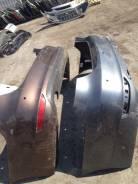 Бампер задний на Джета VW Jetta 2011