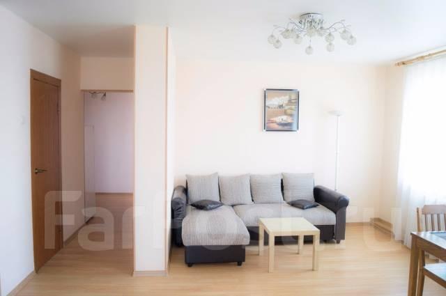 2-комнатная, улица Аллилуева 12а. Третья рабочая, 60 кв.м. Вторая фотография комнаты