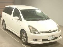 Toyota Wish. ZNE10