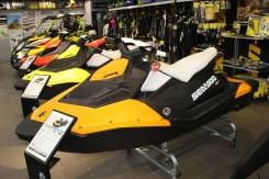 BRP Sea-Doo Spark. 90,00 л.с., Год: 2015 год