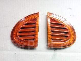 Решетка вентиляционная. Toyota Celica, ST183, ST184, ST185, AT180, ST182 Двигатели: 4AFE, 3SGE, 3SFE, 5SFE, 3SGTE