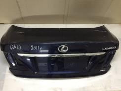 Крышка багажника. Lexus LS460