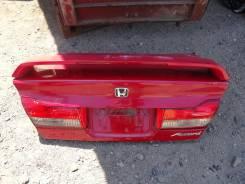 Крышка багажника. Honda Accord, CL1 Двигатель H22A