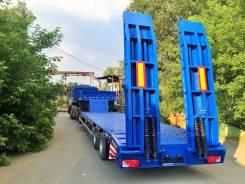 Техомs. В наличии полуприцеп низкорамный г/п 28 тонн от завода, 26 000 кг.