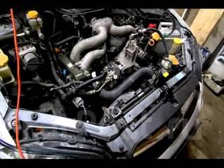 Коробка для блока efi. Subaru Legacy, BP5 Двигатель EJ204